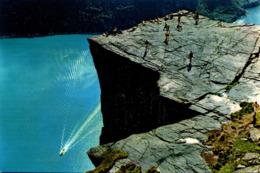 Norvège - Lysefjorden - Norvège