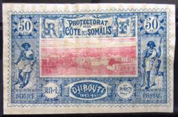 COTES DES SOMALIS                    N° 15                    NEUF SANS GOMME - Côte Française Des Somalis (1894-1967)
