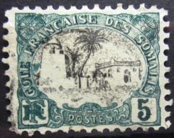 COTES DES SOMALIS                    N° 56                    OBLITERE - Côte Française Des Somalis (1894-1967)