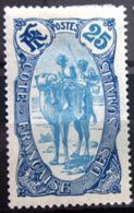 COTES DES SOMALIS                    N° 73                    NEUF* - Côte Française Des Somalis (1894-1967)