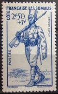 COTES DES SOMALIS                    N° 190                    NEUF* - Côte Française Des Somalis (1894-1967)