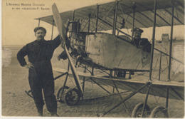 Maurice Guillaux - Nuova - Flieger