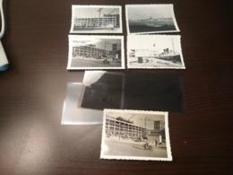 Photos Et Négatif Vue Des Chantiers De Reconstruction Au Havre 1950 - Lieux
