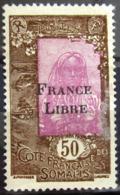 COTES DES SOMALIS                    N° 200                    NEUF SANS GOMME - Côte Française Des Somalis (1894-1967)