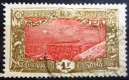 COTES DES SOMALIS                    N° 97                    OBLITERE - Côte Française Des Somalis (1894-1967)
