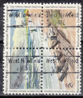 USA Precancel Vorausentwertung Preo, Locals Maine, West Newfield 843, Hatteras Block - Vereinigte Staaten
