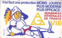 BUVARD / ASSURANCES GENERALES DE FRANCE - Bank & Insurance
