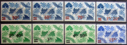 COTES DES SOMALIS                   N° 254/261                    NEUF** - Côte Française Des Somalis (1894-1967)