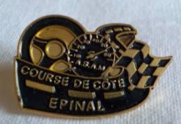 PINS PIN  Epinal Course De Cote Automobile  88 Vosges - Automobile - F1