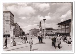 Münster, Berliner Platz, Bahnhofstrasse - Muenster
