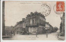 FRANCE / CPA DE COUCITE / CENTRE DU BOURG ET CARREFOUR / 1915 - Autres Communes
