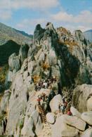 Corée Du Sud  Ulsan Rock Mt.Seolag  TBE - Corea Del Sud