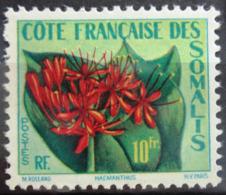 COTES DES SOMALIS                   N° 290                    NEUF* - Côte Française Des Somalis (1894-1967)