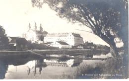Weißrussland - Kloster Mit Kathedrale Zu Pinsk Ca 1940 - Weißrussland