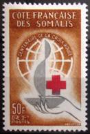 COTES DES SOMALIS                   N° 315                    NEUF* - Côte Française Des Somalis (1894-1967)