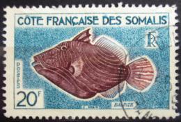 COTES DES SOMALIS                   N° 299                         OBLITERE - Côte Française Des Somalis (1894-1967)