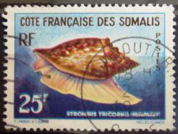 COTES DES SOMALIS                   N° 313                         OBLITERE - Côte Française Des Somalis (1894-1967)