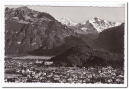 Interlaken, Mönch Und Jungfrau - BE Berne