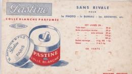 BUVARD / COLLE PASTINE / SANS RIVALE / RARE - Wassen En Poetsen