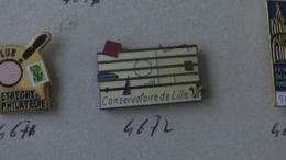 CONSERVATOIRE DE LILLE MUSIQUE - Musique