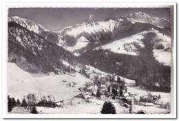Les Avants Sur Montreux, 1000m - VD Vaud