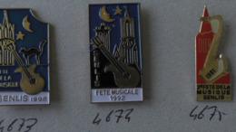 SENLIS FETE MUSICALE 1992 - Musique