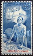 COTES DES SOMALIS                 PA 10                     NEUF** - Côte Française Des Somalis (1894-1967)