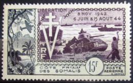 COTES DES SOMALIS                 PA 24                     NEUF* - Côte Française Des Somalis (1894-1967)