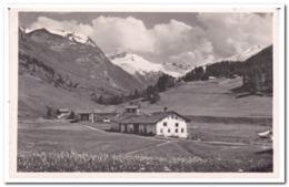 Fextal Im Ober-Engadin, Platta Mit Blick Auf Den Fexgletscher - GR Grisons