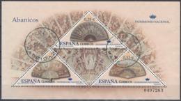 España U 4164 (o) HB. Abanicos.2005 - 1931-Hoy: 2ª República - ... Juan Carlos I