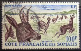 COTES DES SOMALIS                 PA 26                   OBLITERE - Côte Française Des Somalis (1894-1967)