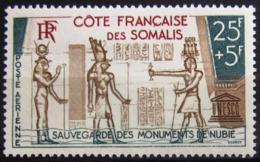 COTES DES SOMALIS                 PA 37                   NEUF* - Côte Française Des Somalis (1894-1967)