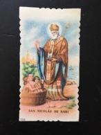 Cristianismo Recordatorio SAN NICOLAS DE BARI - Religión & Esoterismo