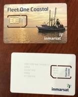Inmarsat GSM(SIM) Card,unused Mint - Herkunft Unbekannt