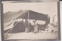 ENVIRONS DE LEROUOJ ARFA ? BEDOUIN   8*6CM Fonds Victor FORBIN 1864-1947 - Africa