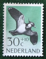 30 + 10 Ct Zomerzegel Summer Sommer BIRDS OISEAUX PAJARO NVPH 756 (Mi 764) 1961 Gestempeld  USED NEDERLAND / NIEDERLANDE - 1949-1980 (Juliana)