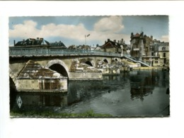 VIERZON (18) - Le Grand Pont Sur Le Canal - Vierzon
