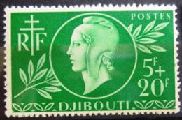 COTES DES SOMALIS                 N° 253                   NEUF** - Côte Française Des Somalis (1894-1967)