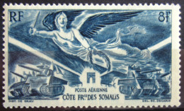 COTES DES SOMALIS                 P.A 13                   NEUF** - Côte Française Des Somalis (1894-1967)