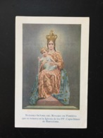 Cristianismo Recordatorio NUESTRA SEÑORA DEL ROSARIO DE POMPEYA - Religión & Esoterismo