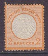 DR MiNr. 15 * - Deutschland
