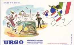 / URGO / EN ITALIE - Produits Pharmaceutiques