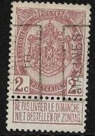 Malines Mechelen Station 1910 Nr. 1539A - Precancels