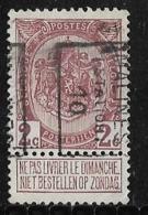Malines Mechelen Station 1910 Nr. 1539B - Precancels