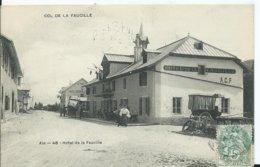 COL DE LA FAUCILLE - Hôtel De La Faucille - Frankreich
