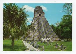 Guatemala: Templo Gran Jaguar, Tikal Peten, Temple (19-1727) - Guatemala