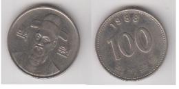 CORREE DU SUD - 100 WON 1988 - Corée Du Sud