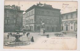 Firenze, Lotto 5 Cartoline Edite Da Modiano, N. 165, 175, 781, 782, 796,  - F.p. - Fine '1800 - Firenze