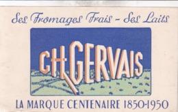 LES FROMAGES FRAIS GERVAIS / CENTENAIRE - Produits Laitiers