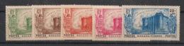 Kouang Tchéou - 1939 - N°Yv. 120 à 124 - Révolution - Série Complète - Neuf Luxe ** / MNH / Postfrisch - Unused Stamps